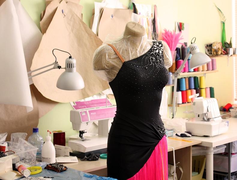Пошив и дизайн одежды