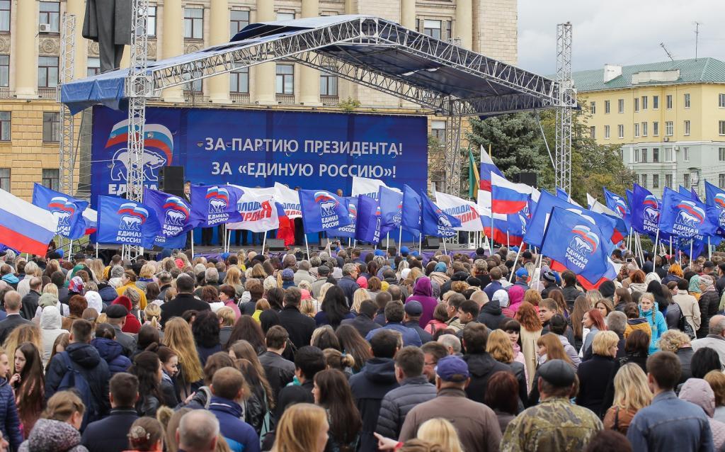 Иван Белозерцев поблагодарил пензенцев заучастие ввыборах