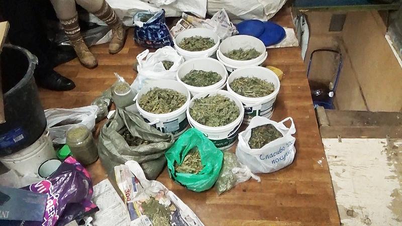 ВПензе отец идочь пытались сбыть 3,5кг наркотиков