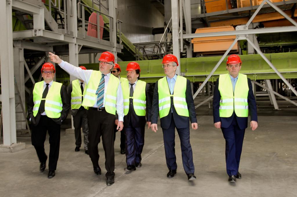 «Пензенской области нужен завод попереработке мусора»— Губернатор