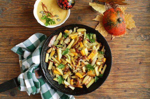 Можно ли жареную картошку при похудении